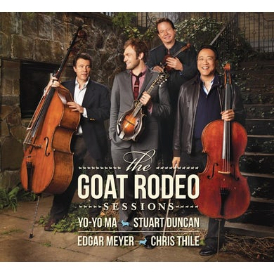 Yo-Yo Ma GOAT RODEO SESSIONS CD