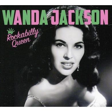 Wanda Jackson ROCKABILLY QUEEN CD