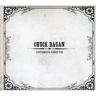 Chuck Ragan COVERING GROUND CD
