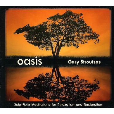Gary Stroutsos OASIS CD