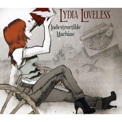 Lydia Loveless INDESTRUCTIBLE MACHINE CD
