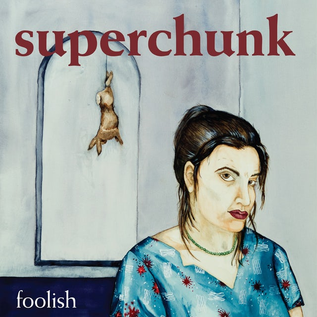 Superchunk FOOLISH Vinyl Record