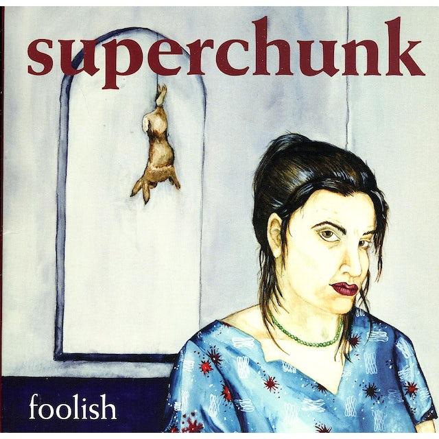 Superchunk FOOLISH CD