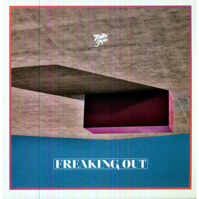 Toro Y Moi FREAKING OUT Vinyl Record