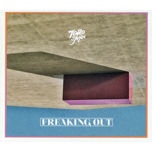 Toro Y Moi FREAKING OUT CD