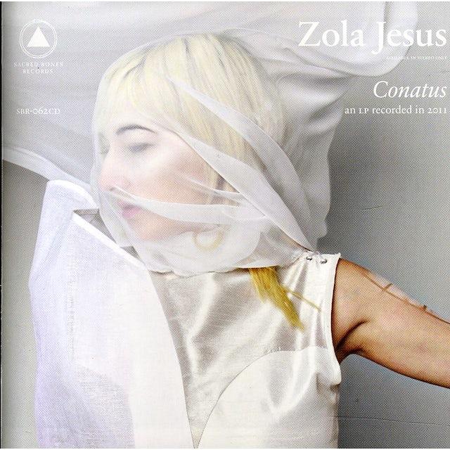 Zola Jesus CONATUS CD