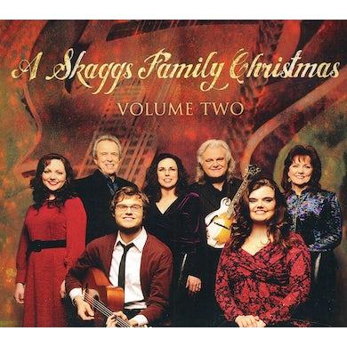 Ricky Skaggs SKAGGS FAMILY CHRISTMAS 2 CD