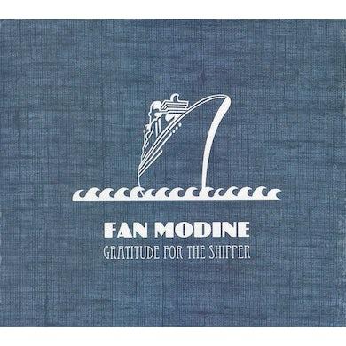 Fan Modine GRATITUDE FOR THE SHIPPER CD