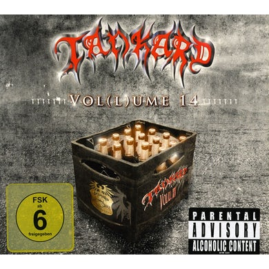 Tankard VOL(L)UME 14 CD
