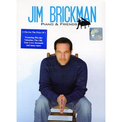 Jim Brickman PIANO & FRIENDS CD