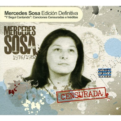 Mercedes Sosa Y SEGUI CANTANDO: CANCIONES CENSURADAS CD