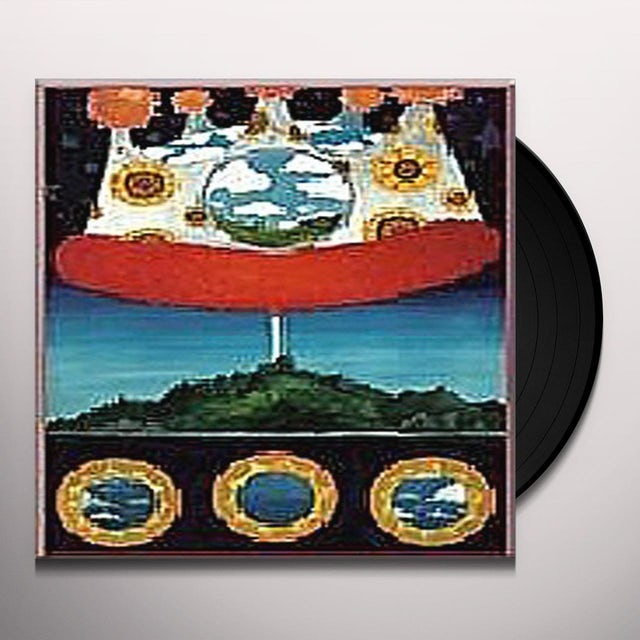 Olivia Tremor Control MUSIC FROM THE UNREALIZED FIL SCRIPT: DUSK AT CUBI Vinyl Record