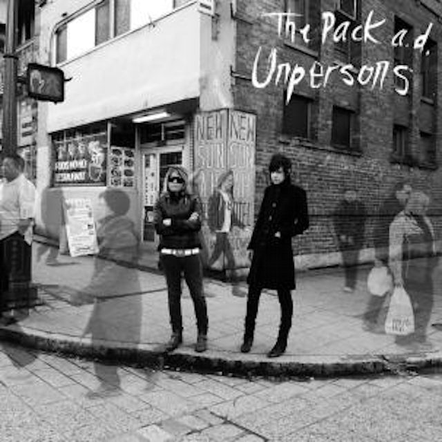 The Pack a.d. UNPERSONS CD