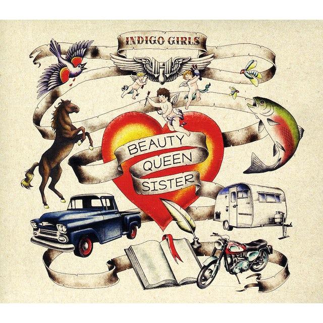 Indigo Girls BEAUTY QUEEN SISTER CD