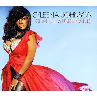 syleena johnson CHAPTER 5: UNDERRATED CD