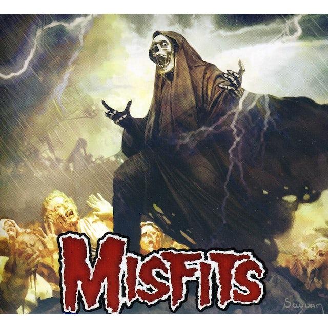 The Misfits DEVIL'S RAIN CD