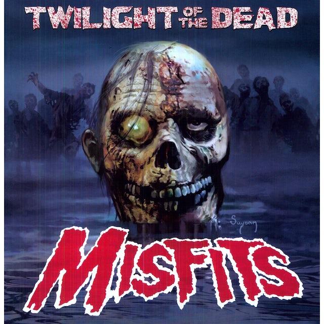 The Misfits TWILIGHT OF THE DEAD Vinyl Record
