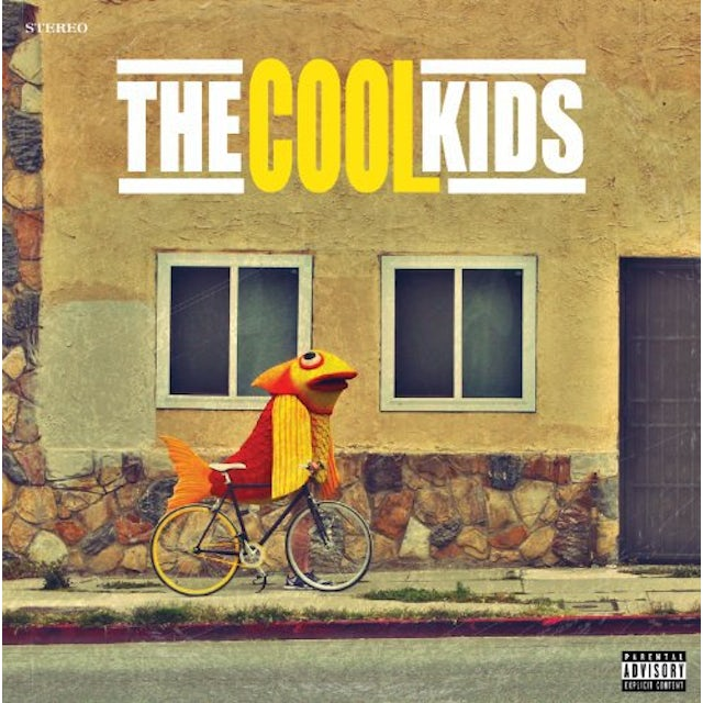 Cool Kids WHEN FISH RIDE BICYCLES Vinyl Record