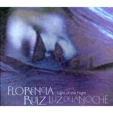 Florencia Ruiz LIGHT OF THE NIGHT CD