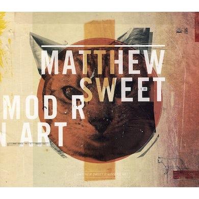 Matthew Sweet MODERN ART CD