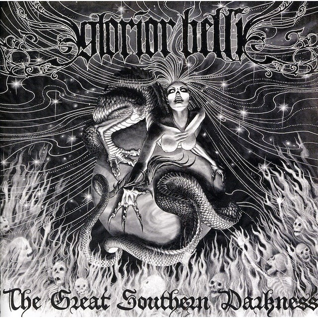 Glorior Belli GREAT SOUTHERN DARKNESS CD
