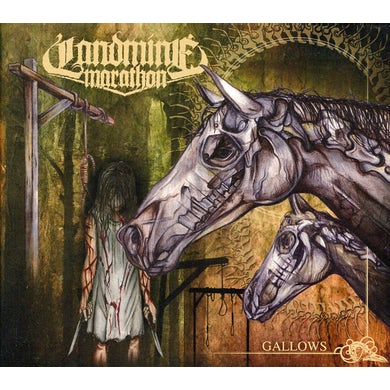 Landmine Marathon GALLOWS CD