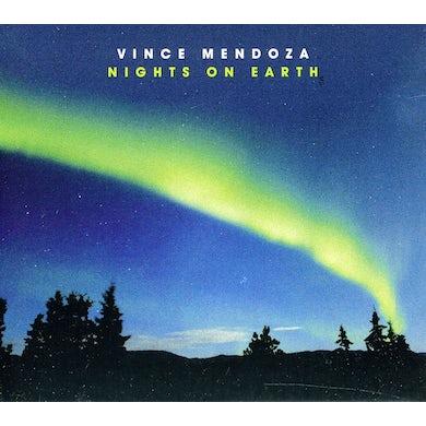 Vince Mendoza NIGHTS ON EARTH CD