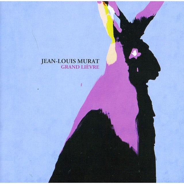 Jean Louis Murat GRAND LIEVRE CD