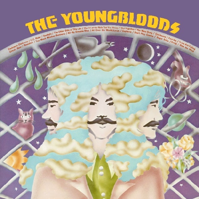 THIS IS THE YOUNGBLOODS CD