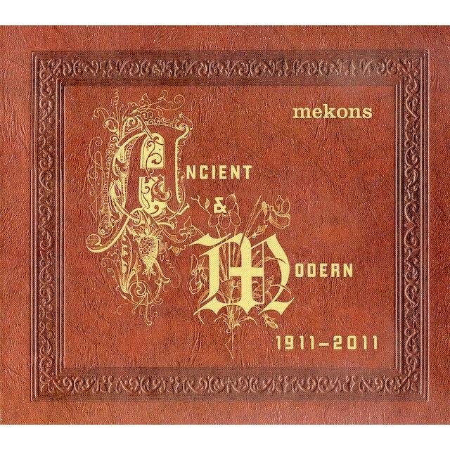Mekons ANCIENT & MODERN CD