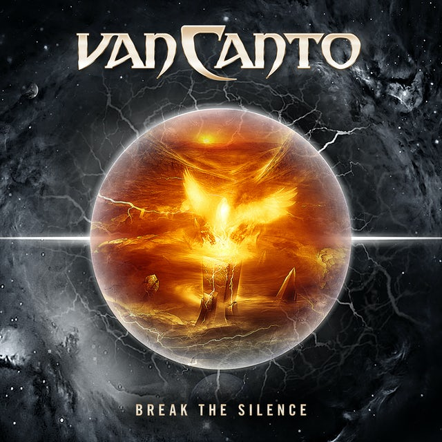 Van Canto BREAK THE SILENCE CD