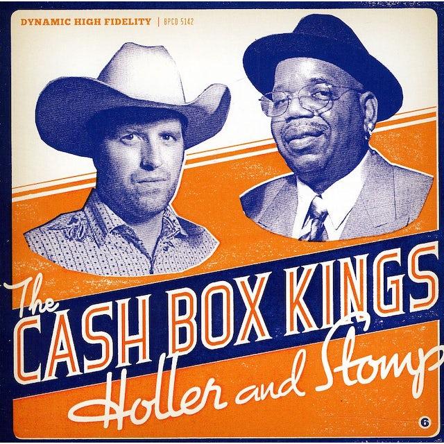 Cash Box Kings HOLLER & STOMP CD
