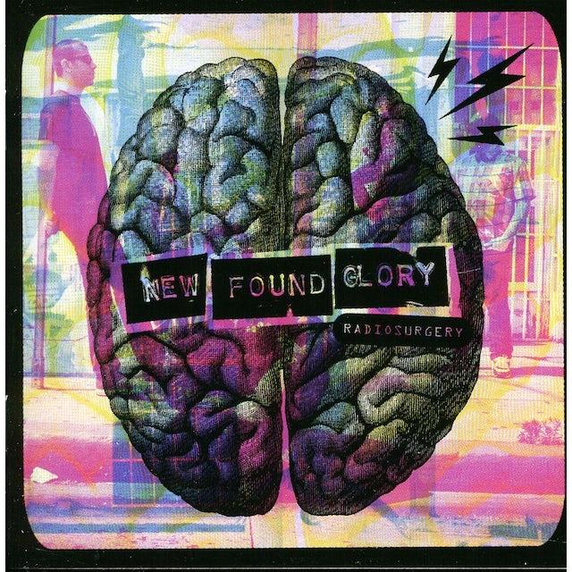 New Found Glory RADIOSURGERY CD