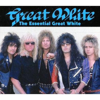 ESSENTIAL GREAT WHITE CD