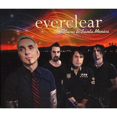Everclear RETURN TO SANTA MONICA CD