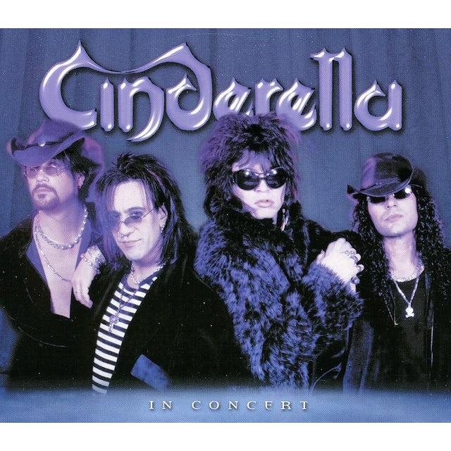 Cinderella IN CONCERT CD