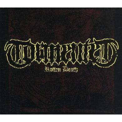 Tormented ROTTEN DEATH CD
