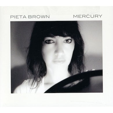 Pieta Brown MERCURY CD