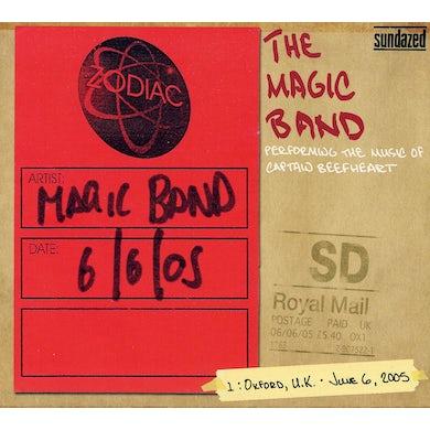 Magic Band OXFORD UK JUNE 6 2005 CD