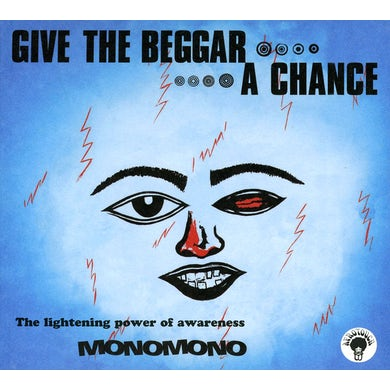 GIVE THE BEGGAR A CHANCE CD