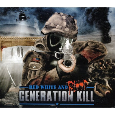 Generation Kill RED WHITE & BLOOD CD