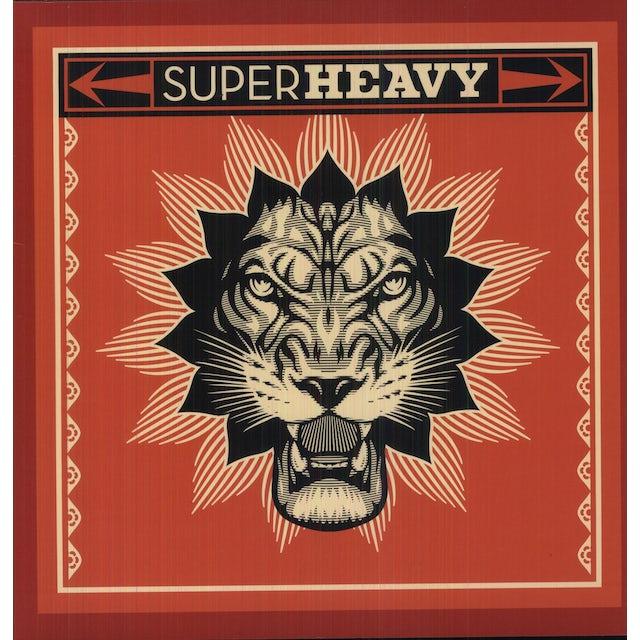 Superheavy Vinyl Record