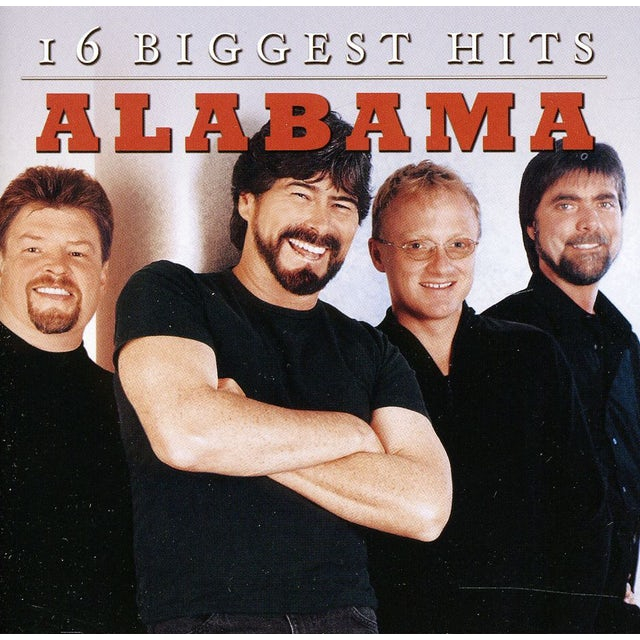 Alabama 16 BIGGEST HITS CD