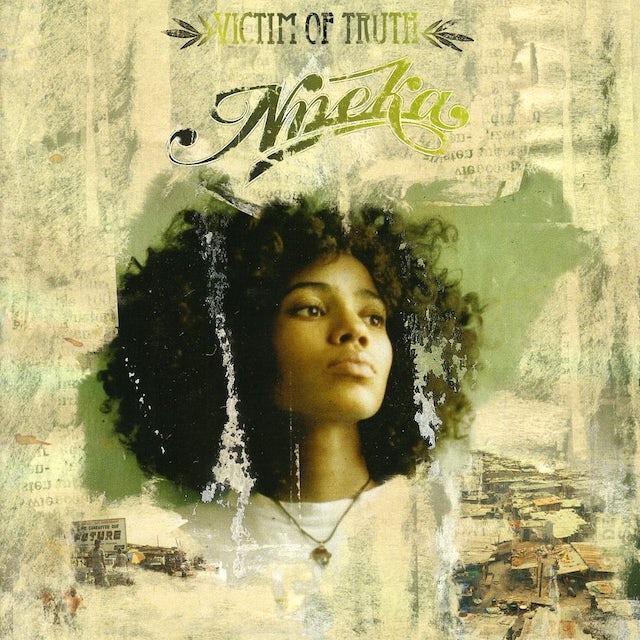 Nneka VICTIM OF TRUTH CD