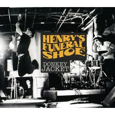Henry'S Funeral Shoe DONKEY JACKET CD