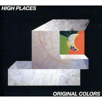 High Places ORIGINAL COLORS CD