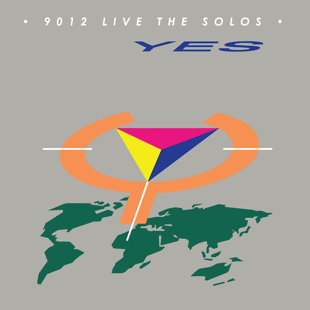 Yes 90125 LIVE: THE SOLOS / EXPANDED CD