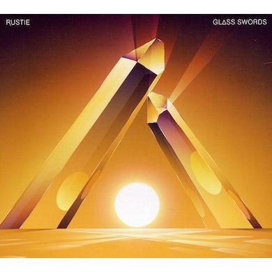 Rustie GLASS SWORDS CD