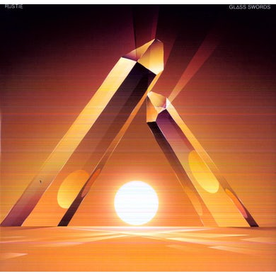 Rustie GLASS SWORDS Vinyl Record