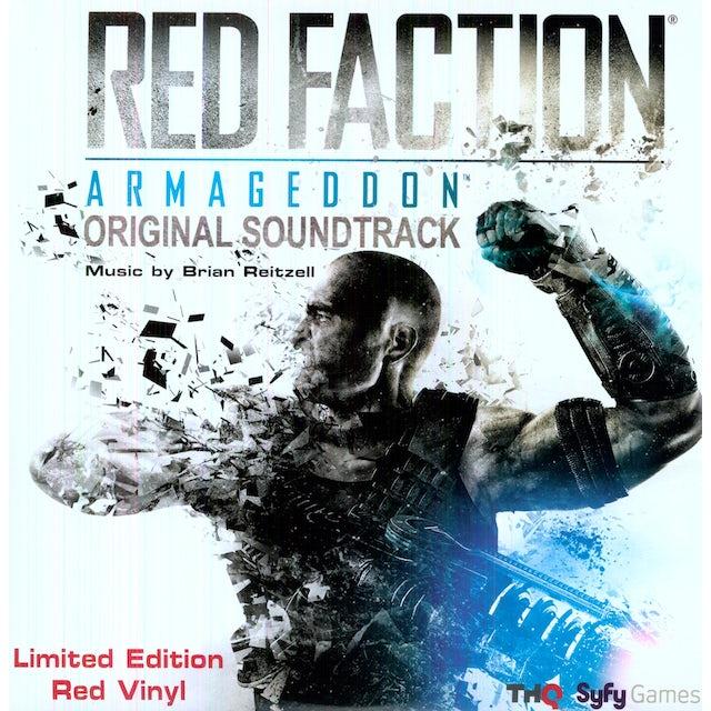 Red Faction Armageddon / Game O.S.T. (Ltd) (Colv) RED FACTION ARMAGEDDON / GAME O.S.T. Vinyl Record